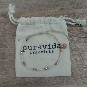 🌿Pura Vida Seed Bead Bracelet